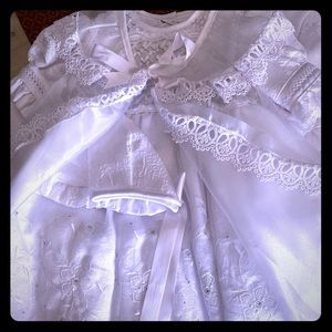 ⛪️🎆🌟Lot of Baptism gowns 🌟🎆⛪️